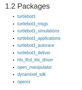 Ubuntu 18 04 LTS+Melodic ROS Configuration TurtleBot 3+