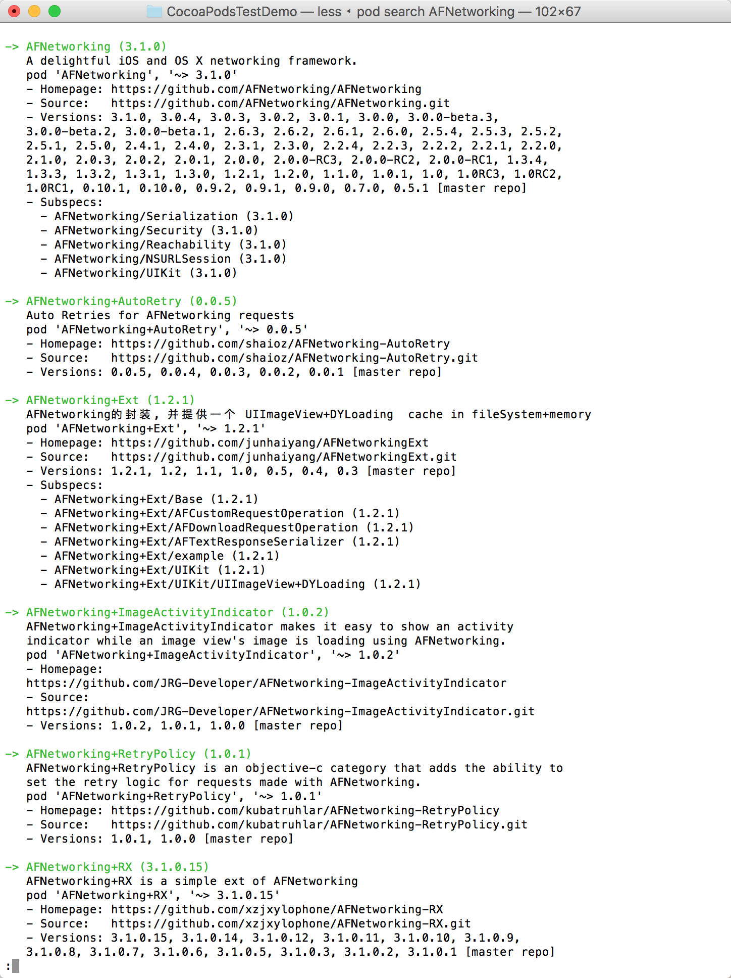 iOS Tools] rvm, Ruby Environment and CocoaPods Installation and Use
