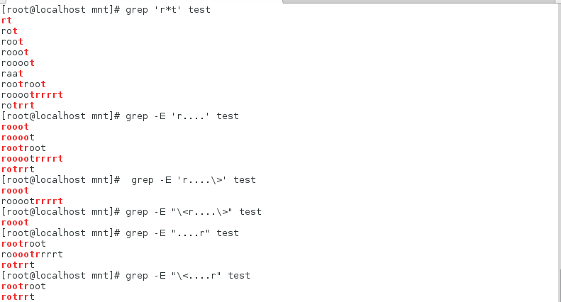 grep,sed,awk learning and application of text processing in