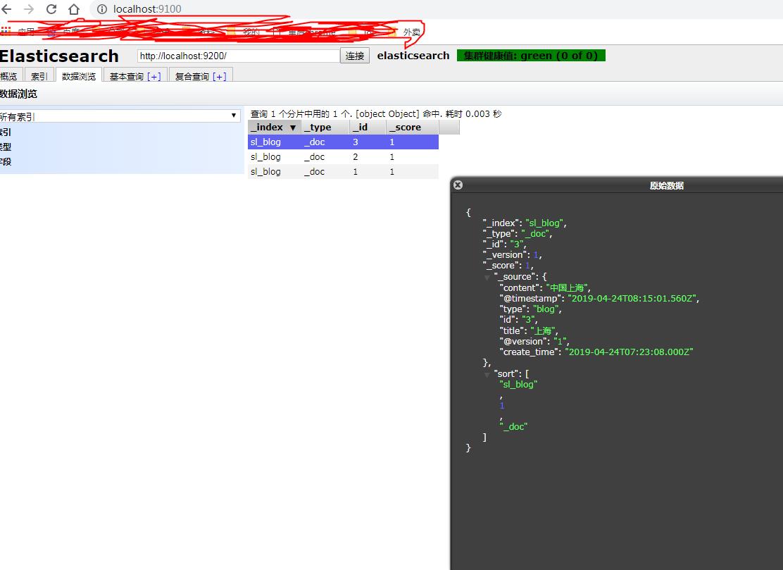 Synchronize mysql data to elastic search using logstash