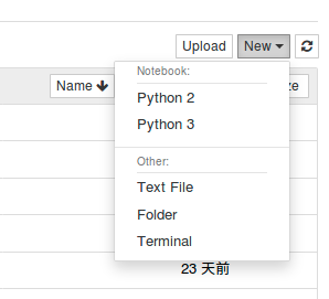 Installation of jupyter notebook under Linux and problem solving