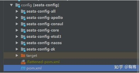 Source Code Interpretation of Seata's config Module