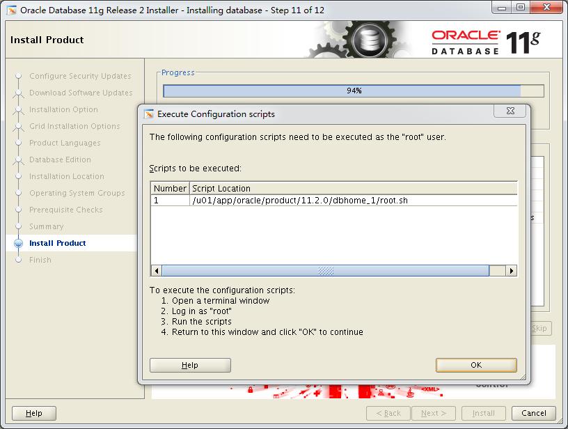 Oracle ASM + 11g R2 + Centos 6 5 Installation