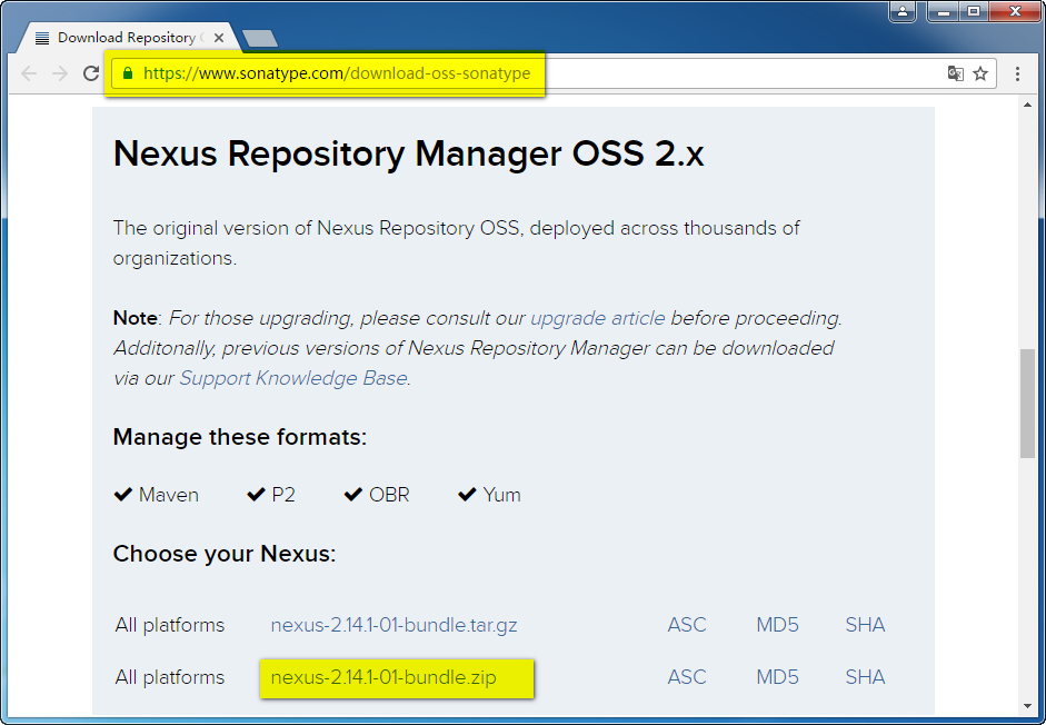 Android Studio uses Nexus to build Maven Private Servers and