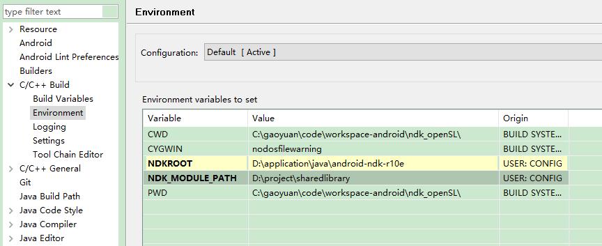 23  Ndk Development under Eclipse (OpenSL ES Plays Audio Wave)