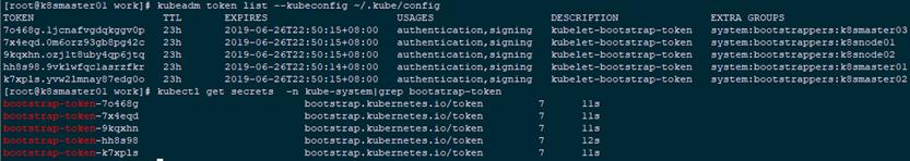 015.Kubernetes binary deployment all nodes kubelet