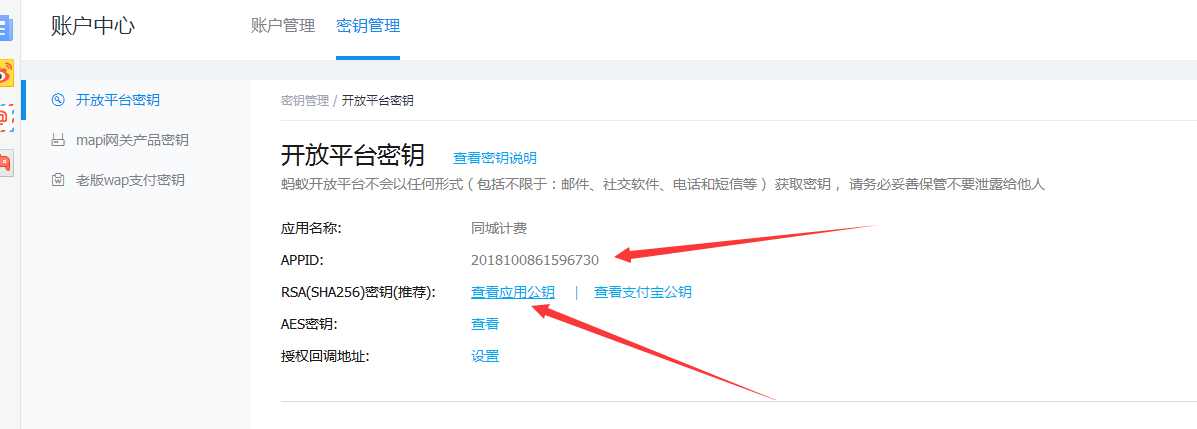 Android Alipay payment