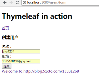 Spring Boot integrates Thymeleaf combat notes to learn Thymeleaf