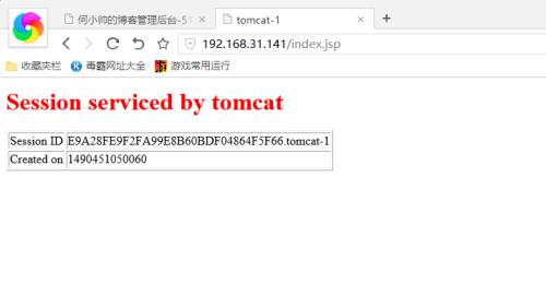 Redis cache server (nginx+tomcat+redis+mysql for session