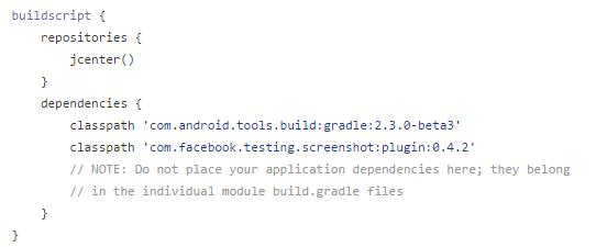 Summary of Gradle's Usage Skills