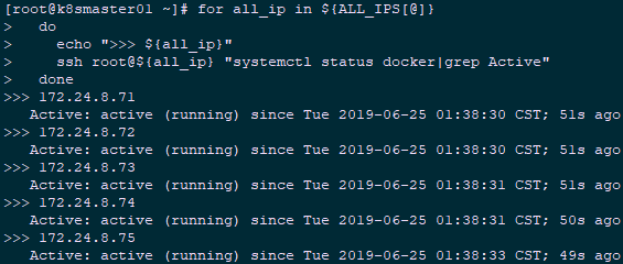 014.Kubernetes binary deployment docker