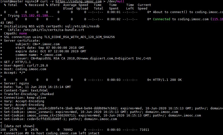 NGINX CONFIGURATION PROXY_NEXT_UPSTREAM - Install Ghost on CentOS 7